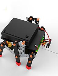Brinquedos Para meninos Brinquedos de Descoberta Robô Controlo Rádio Robô Metal