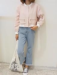 Sign ~ 2016 new coat jacket fashion wild Slim aristocratic ladies jacket lined