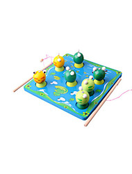 Fishing Toys Model & Building Toy Toys Novelty Toys Wood For Boys