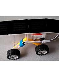 Brinquedos Para meninos Brinquedos de Descoberta Brinquedos a Energia Solar Carro Metal Plástico Amarelo