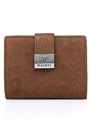 Casual Office & Career Shopping-Card & ID Holder-PVC Cowhide-Unisex