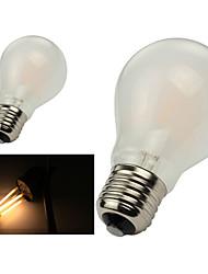 2 pièces ONDENN E26/E27 8 COB 800 LM Blanc Chaud A60(A19) edison Vintage Ampoules à Filament LED AC 100-240 / AC 110-130 V