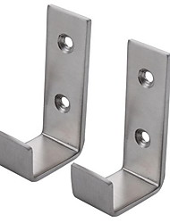 Robe Hook / BrushedStainless Steel /Contemporary