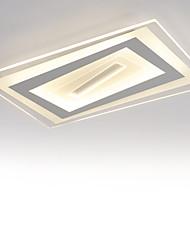 41 Unterputz ,  Zeitgenössisch Galvanisierung Eigenschaft for LED Metall Wohnzimmer Schlafzimmer Esszimmer Küche Studierzimmer/Büro