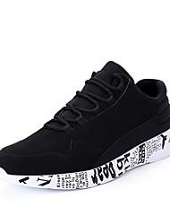 Herren Sneakers Sommer Herbst Knöchelriemen Stoff Outdoor Casual schwarz / weiß rot schwarz / gold