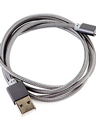 JDB® USB 3.0 Entrançado Cabo Para Apple 100 cm Náilon
