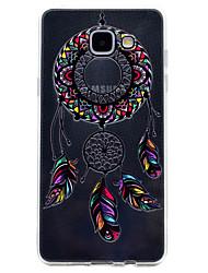 For Samsung Galaxy A3(2017) A5(2017) Dream Catcher Pattern Soft TPU Material Phone Case for A7(2017) A510 A310