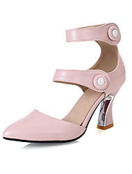 Femme Chaussures à Talons Nouveauté club de Chaussures Matières Personnalisées Similicuir Printemps Eté AutomneMariage Décontracté