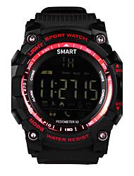 ituf новые спортивные EX16 умные часы зуммер звуковая сигнализация спорт монитор IP67 водонепроницаемый умные часы