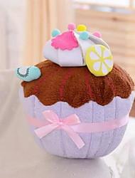 Maccaron Ice Cream Dessert Cake Shape Cushion
