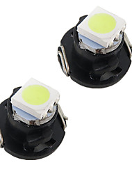 300X Dash Board LED Bulb Cluster Gauges Light Interior Lamp T3/T4.2/T4.7 100PCS each White Color