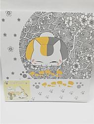 Natsume Yuujinchou Natsume Takashi Coloring Book