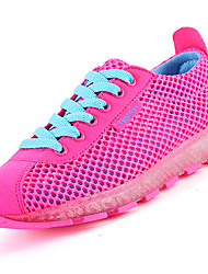 Women's Sneakers Spring Summer Light Soles Tulle Outdoor Athletic Running