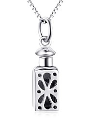 Men's Pendants Sterling Silver Basic Silver Jewelry Daily Casual 1pc