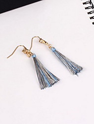 Earrings Set Jewelry Alloy Lace Star Orange Blue Jewelry Daily Casual 1 pair