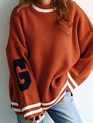 Тонгук дверь большая буква г хеджирование колледжа ветра с длинными рукавами свитер свитер женский моды прилива