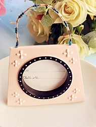 Pink Resin Frame Place Card Holder Beter Gifts® Party Decoration