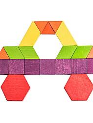 Brinquedo Educativo Brinquedos para presente Blocos de Construir Brinquedos Criativos & Pegadinhas 2 a 4 Anos Brinquedos