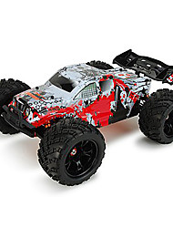 DHK HOBBY 8384 1/8 4WD Off-road RC Racing Truck - RTR  Red
