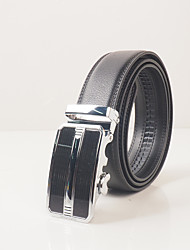 Men's fashion leisure automatic buckle the best gift