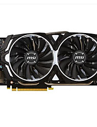 MSI Video Graphics Card GTX1060 GTX 1060 ARMOR 3G OC8008MHz3GB/192 бит GDDR5