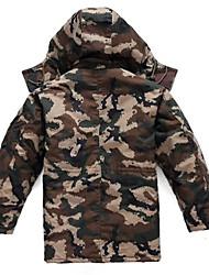 Unisex Kleding Bovenlichaam Jagen Winddicht Comfortabel Winter Camouflage
