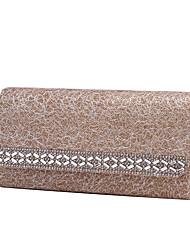 Women Glitter Satin Formal Event/Party Wedding Shoulder Bag Handbag Clutch