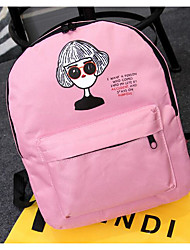 Women Oxford Cloth Outdoor Backpack