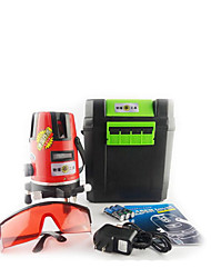 Infrared Level 5-Line Laser Level Outdoor Bright Line Instrument Wire Machine
