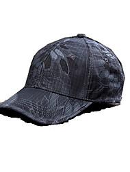 chapeau python camouflage simplicité extérieure chapeau de soleil chapeau de l'armée camo woodland cap tactique en plein air pour la