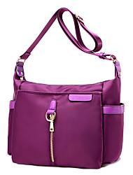 Women Nylon Casual Outdoor Office & Career Shoulder Bag