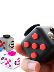 Creative Stylish Anxiety Reliever Fidget Dice Cubic for Focusing / Stress Relieving for Adults / Children