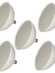 30W E27 Lampes Horticoles LED 500 SMD 3528 3000-3600 lm Rouge Bleu V 5 pièces