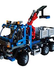 Bausteine Für Geschenk Bausteine Model & Building Toy LKW Aushebemaschinen Plastik2 bis 4 Jahre 5 bis 7 Jahre 8 bis 13 Jahre 14 Jahre &
