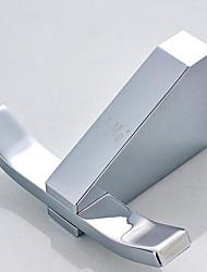 Robe Hook / PolishedStainless Steel /Contemporary Bathroom Hooks