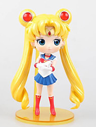 Anime Action Figures geinspireerd door Sailor Moon Sailor Moon PVC 15 CM Modelspeelgoed Speelgoedpop