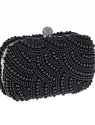 Women Imitation Pearl Formal Event/Party Wedding Evening Bag Handbag Clutch