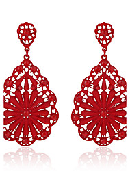 European and American style fashion accessories 0447 # fashion noble pattern diamond stud earrings