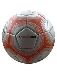 Football(Blanc,PVC)Haute élasticité Durable