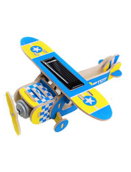 Toys For Boys Discovery Toys Solar Powered Toys Aircraft Metal Plastic Blue