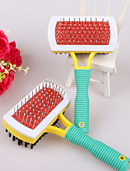 Cat Dog Cleaning Comb Brush Baths Pet Grooming Supplies Waterproof Low Noise Multi color