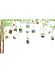 Wall Stickers Wall Decals Style Super Memory Tree PVC Wall Stickers