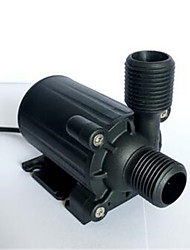 Аквариумы Водные насосы Энергосберегающие Пластик DC 24V