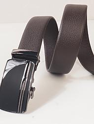 Men's Alloy Resin Waist Belt,Vintage Party Work Casual Solid