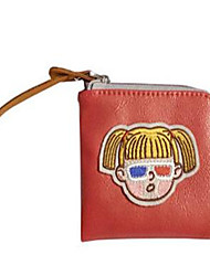 Women PU Outdoor Coin Purse