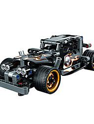 Bausteine Für Geschenk Bausteine Model & Building Toy Auto Plastik 2 bis 4 Jahre 5 bis 7 Jahre 8 bis 13 Jahre 14 Jahre & mehr Schwarz