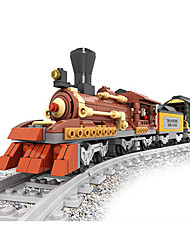 Stress Relievers For Gift  Building Blocks Model & Building Toy Train ABS 5 to 7 Years 8 to 13 Years Yellow Toys