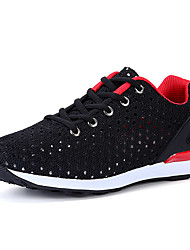 Men's Sneakers Summer Comfort Light Soles Tulle Outdoor Athletic Low Heel Running