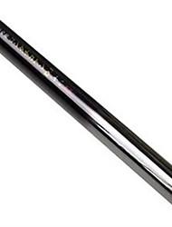 Fishing Rod Telespin Rod Carbon steel 360 M General Fishing Rod Black