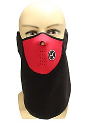 Red Biker Motorcycle Ski Snowboard Neck Face Mask Facemask